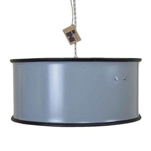 Industrieel Design Indusigns Hanglamp Grijs Open