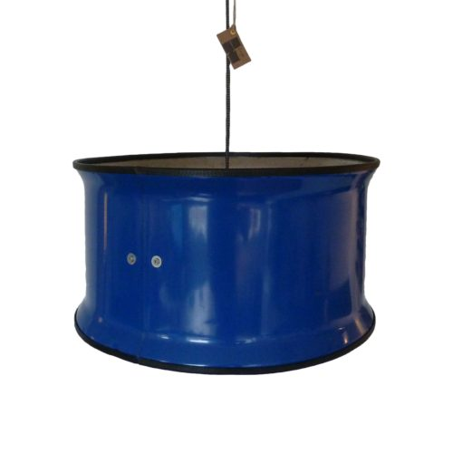 Industrieel Design Indusigns Hanglamp Open Blauw