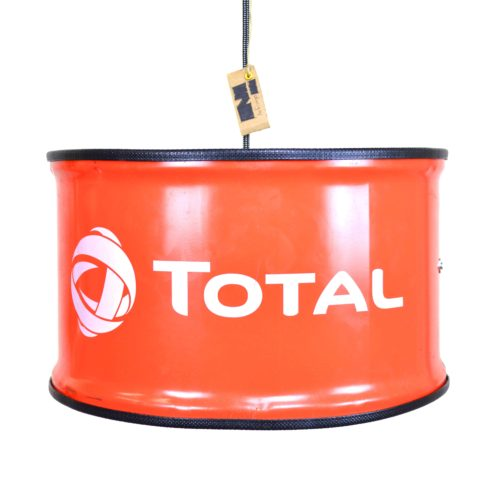 Industrieel Design Indusigns Open Hanglamp Total Rood