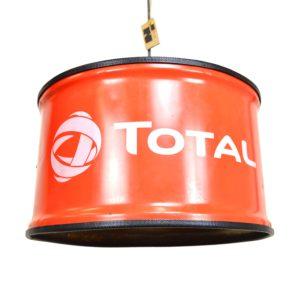 Industrieel Design Indusigns Open Hanglamp Total Rood