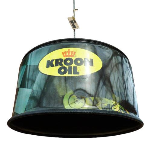Industriële Hanglamp 'Kroon Oil'
