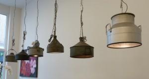 Industriële Zinken Design Hanglampen Indusigns
