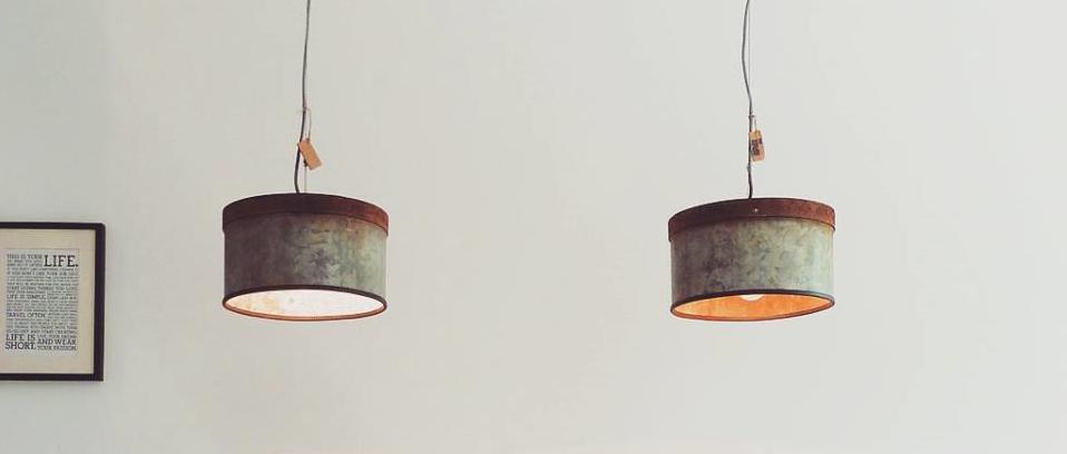 Industriële Hanglampen van Indusigns