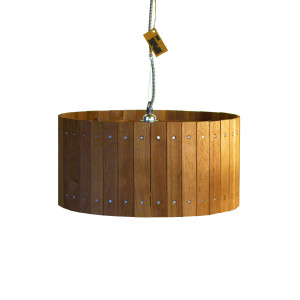Industriële Hanglamp 'Nutshell' Indusigns