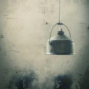 Industriële Zinken Hanglamp van Indusigns
