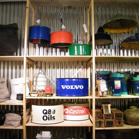 Upcycled Industriële Producten van Indusigns