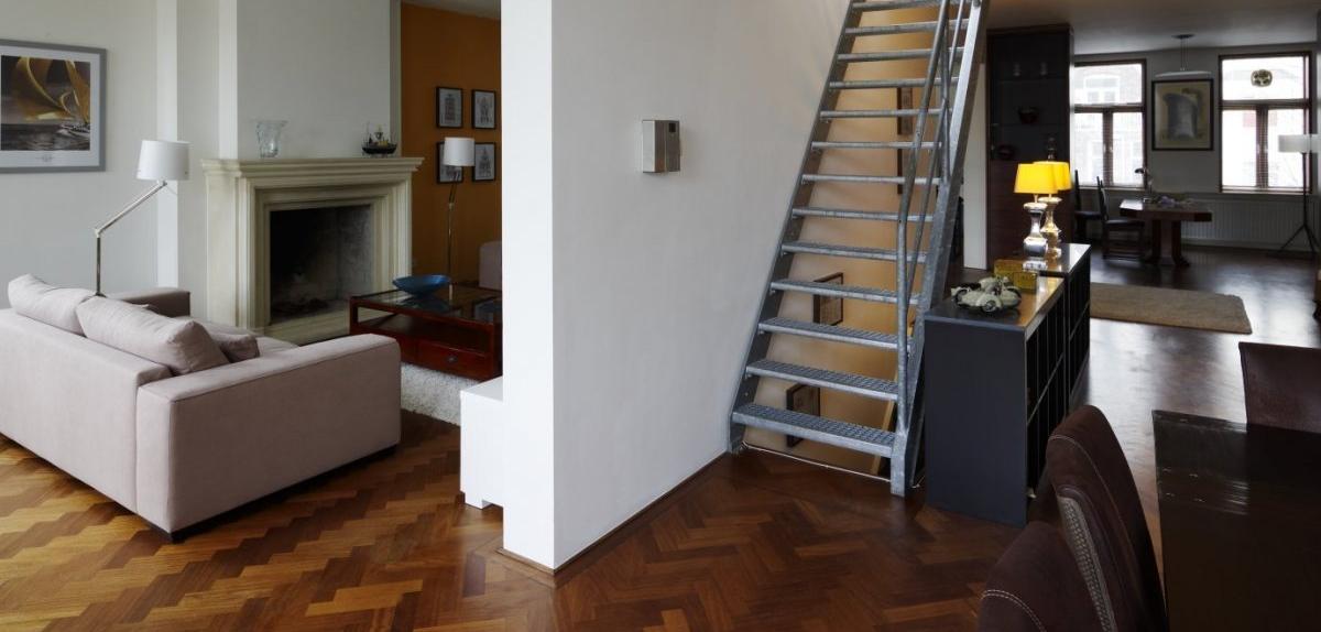 Interieur met aardetinten for Interieur kleuren 2015