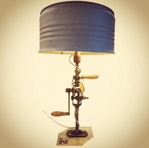 Industriële Handboorlamp van Indusigns