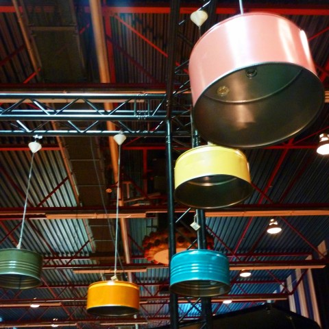 Industriële Hanglamp Colored 'Ral Color′ Indusigns