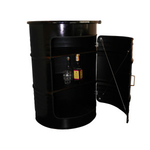 Industriële Kast 'Barrel Closet' Indusigns