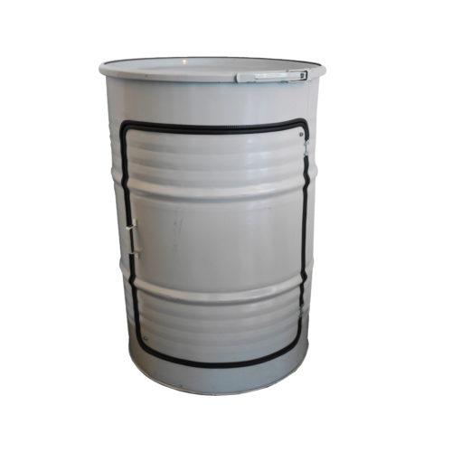 Industriële Kast 'Barrel Closet' Indusigns