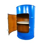 Industriële Kast 'Blue Closet' Indusigns1