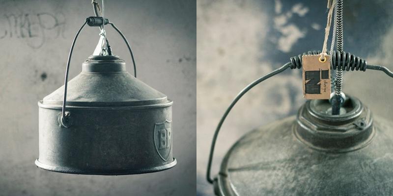 Industriële hanglamp boven de tafel? 5 nuttige tips!'