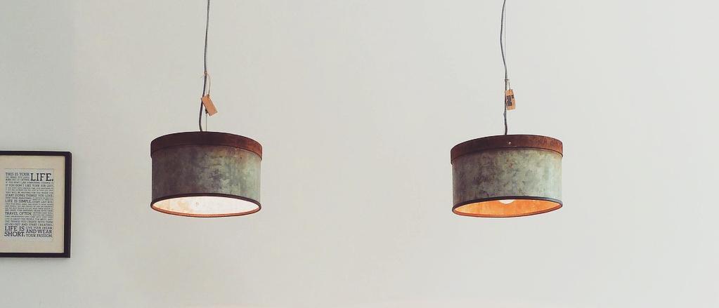 Woonkamer Met Industriele Hanglampen. Industrile Hanglamp Woonkamer ...