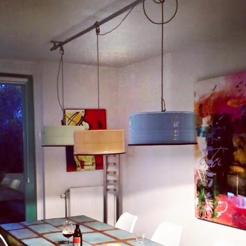 Industriële Hanglampen in de gewenste kleur