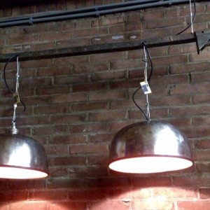 Industriële Hanglamp 'Silverlight' Indusigns
