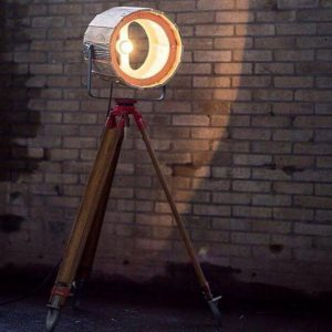 Industriële vloerlampen