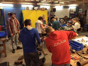Bedrijfsuitje Amsterdam Indusigns Robots