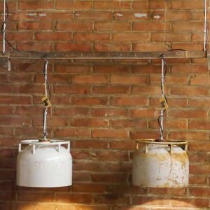 Industriële Hanglamp 'Gascan' Indusigns
