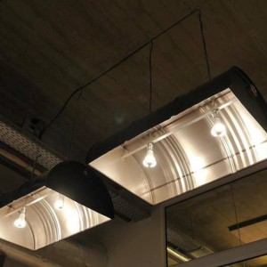 Industriële Hanglamp 'Section Light' Indusigns