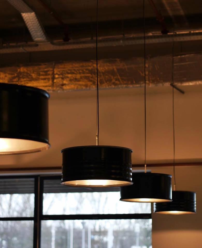 Industri le projectverlichting horeca winkel indusigns - Winkel balkon leroy merlin ...