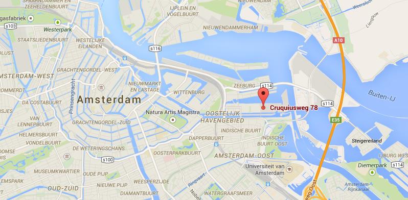 Werkplaats Indusigns Amsterdam