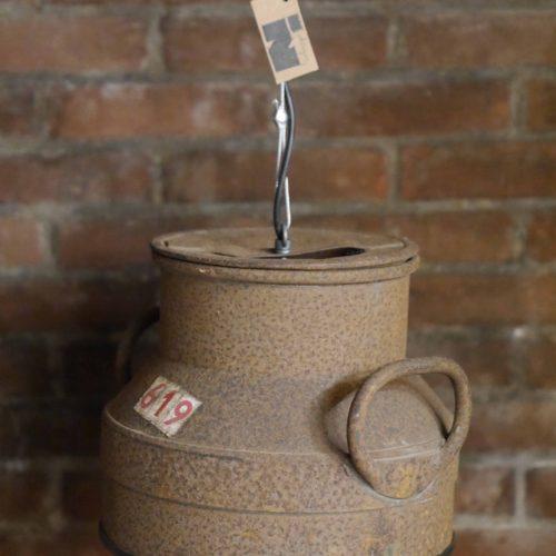 Industriële Hanglamp 'Rusty Milk' Indusigns
