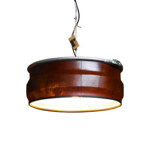 Industriële Hanglamp 'Rusty Lighting' Indusigns