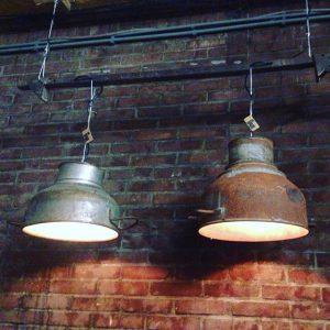 Industriële Hanglampen van Indusigns Amsterdam