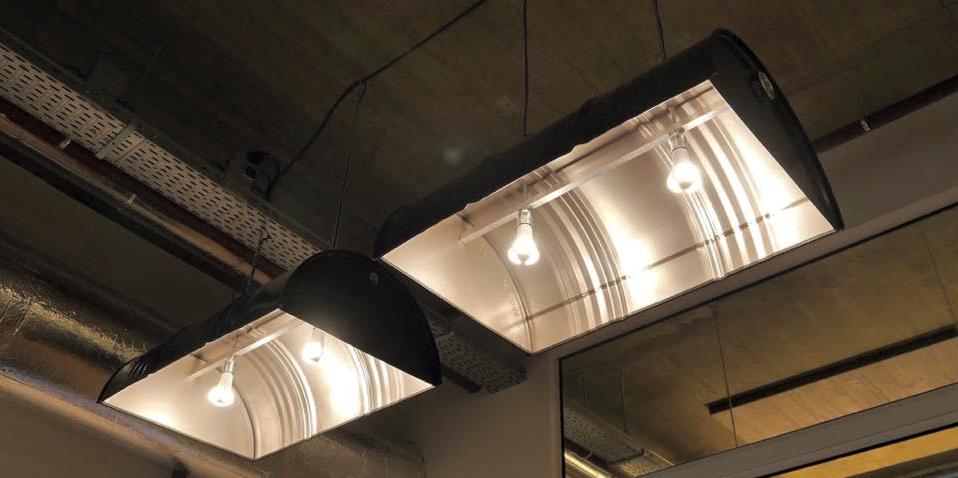 Industriële Originele Hanglampen van Indusigns Amsterdam