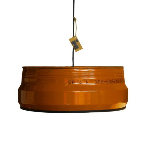 Industriële Hanglamp 'Brownie Code' Indusigns