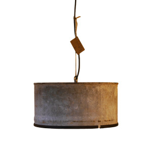 Industriële Hanglamp 'Grey Light 2.0' Indusigns
