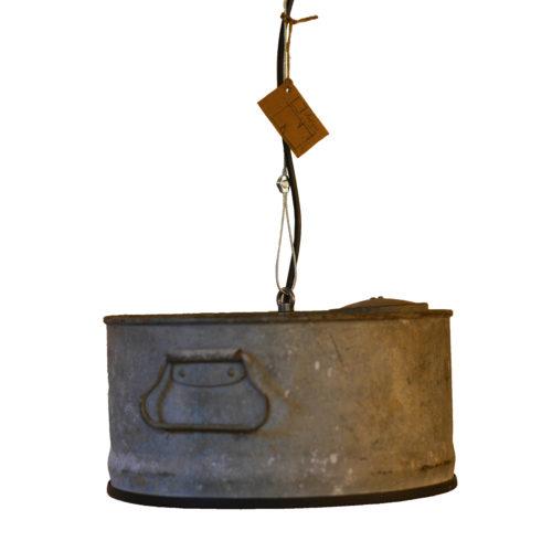 Industriële Hanglamp 'Grey Light' Indusigns