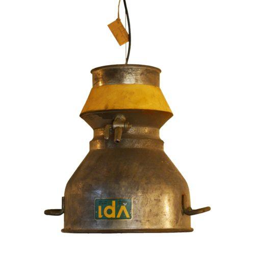 Industriële Hanglamp 'Special Milk'