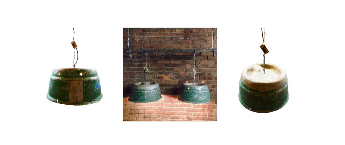Industriële Hanglamp van Biervat Indusigns