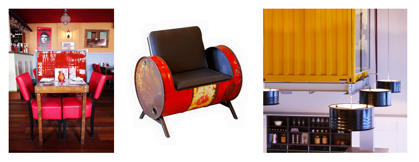 Industrieel interieur voor jouw horecazaak for Interieur horeca