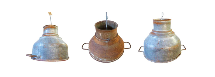 Melkzeef Hanglamp Indusigns