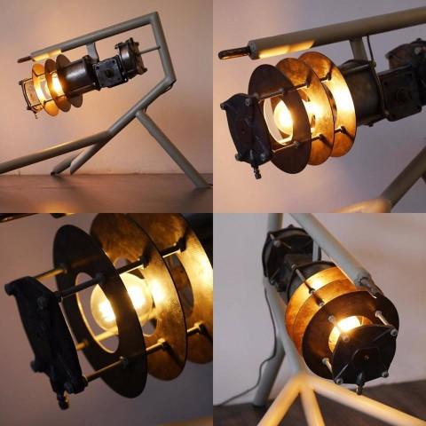 Industriële Vloerlamp 'Scorpion' Indusigns