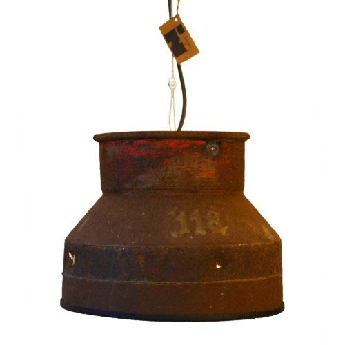 Industriële Hanglamp 'Milk Can #1' Indusigns