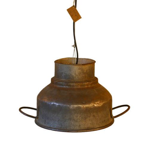 Industriële Hanglamp 'Milk Sieve #2' Indusigns