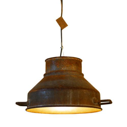 Industriële Hanglamp 'Milk Sieve #4' Indusigns