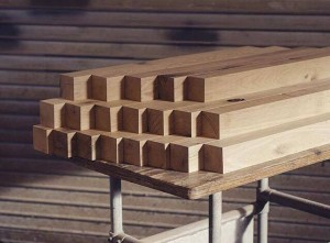 Woodlight Houten Balk Indusigns