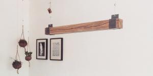 Industriële Hanglamp Indusigns 'Wood Light'