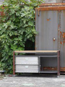 Industrieel TV-Meubel Indusigns Amsterdam
