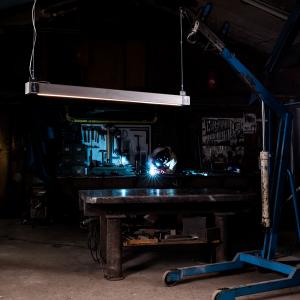 LED it Beam balklamp Steellight