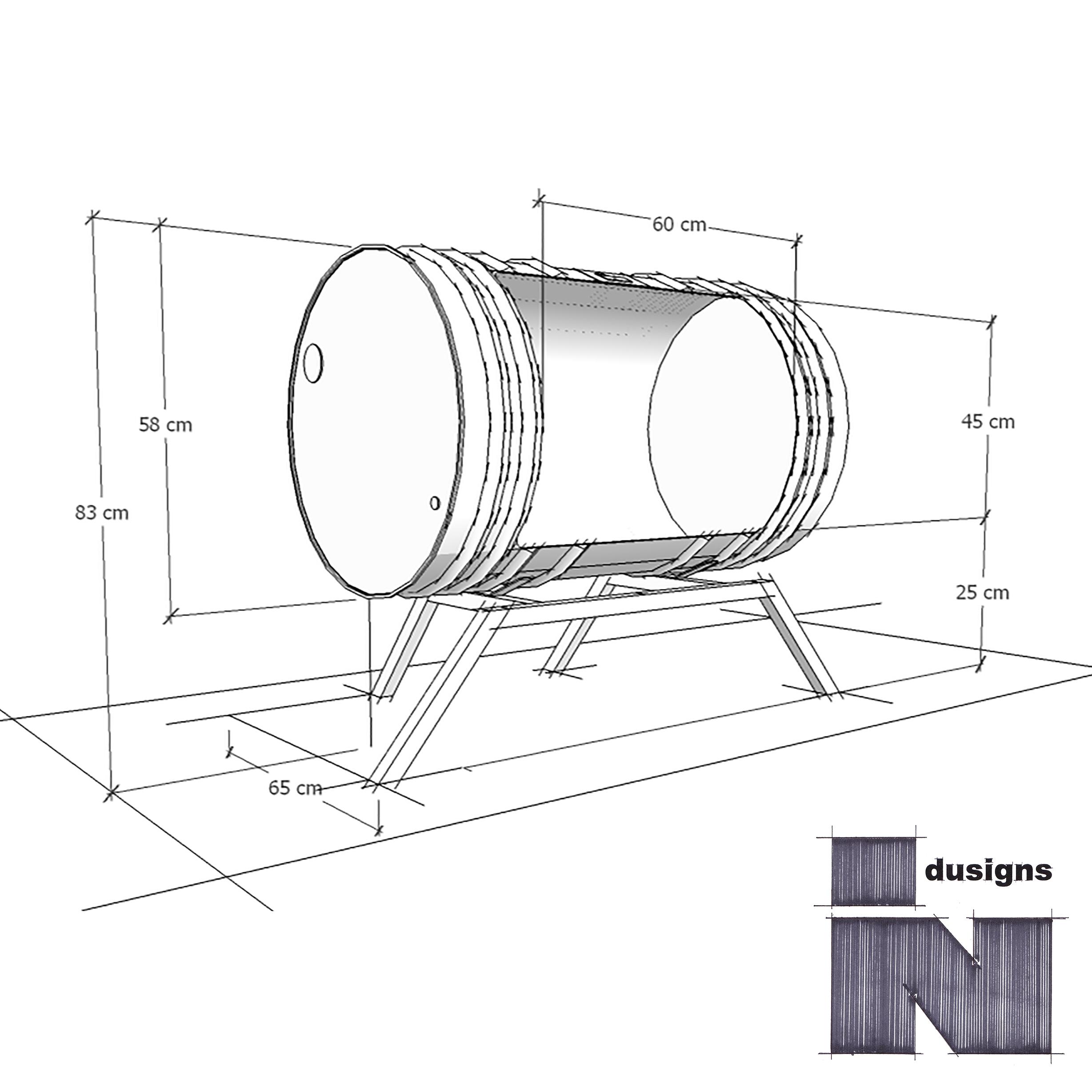 afmetingen-stoere-industriele-hondenmand-dog-de-luxe-indusigns-2