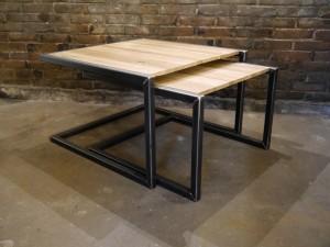 Tafel Laten Maken : Stalen onderstel tafel laten ontwerpen en maken