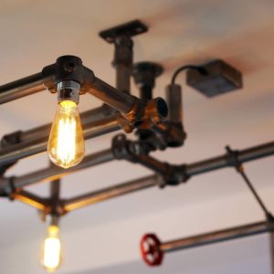 Industriële plafondlampen