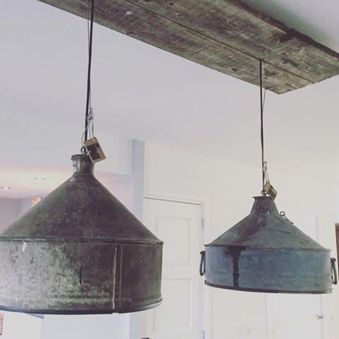 Zinken Hanglamp Indusigns Amsterdam