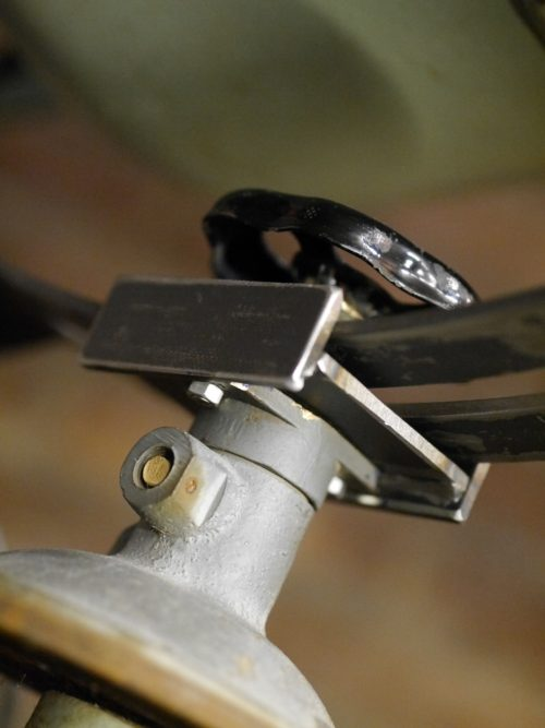 Industriële Vloerlamp 'Rusty Green' Indusigns 1